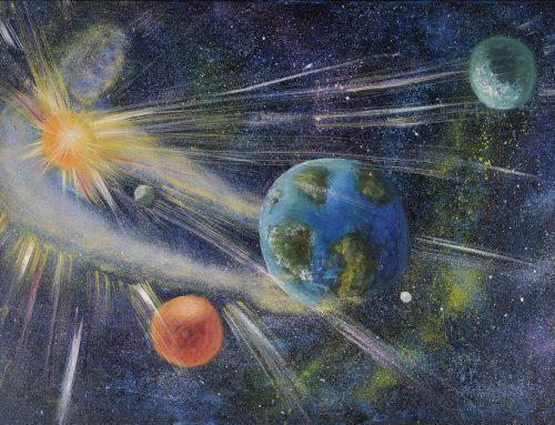 Gilesnis saulės sistemos vaidmuo